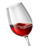 Moving wine Royalty Free Stock Images