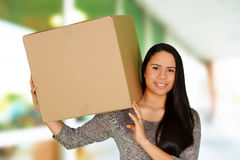 Moving Stock Photography