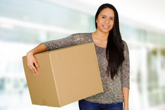 Moving Stock Photo