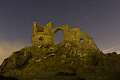 Mow Cop Castle Royalty Free Stock Photo