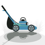 Mower Stock Image