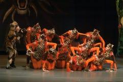 mowgli Fotografia Stock