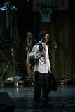 Mowgli Generation the musical at SPIEF 2015 Royalty Free Stock Photography
