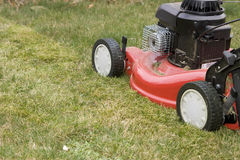 Mowing Machine Stock Images
