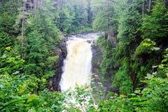 Moxie Falls, Maine, USA Stock Photos