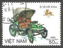 Moyen de transport, vieilles automobiles Photos libres de droits