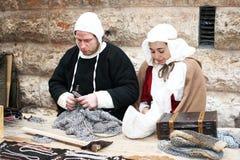 Moyen Âge Image libre de droits