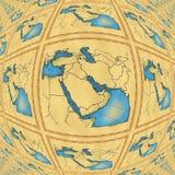 Moyen-Orient illustration de vecteur
