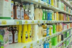 Moyens pour la salle de bains Photographie stock