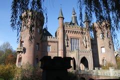 Moyland slott Arkivfoto