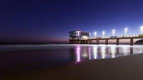 Moyo Pier Durban royalty-vrije stock afbeeldingen