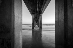 Moyo Pier Durban royalty-vrije stock fotografie