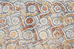 Mozaïek in Ephesus Stock Afbeelding