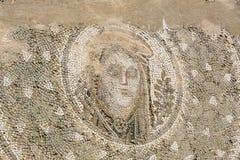 Mozaïek van Carthago stock afbeelding
