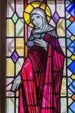 Mozaïek van Heilige Maria royalty-vrije stock afbeeldingen