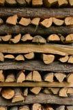 Mozaïek van hout royalty-vrije stock foto