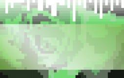 Mozaïekachtergrond in pastelkleurtoon Royalty-vrije Stock Foto