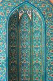Mozaïektegels, Muscateldruif, Oman Royalty-vrije Stock Foto