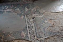 Mozaics de Tha no assoalho em Garni Foto de Stock Royalty Free