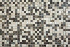 Mozaik płytek tekstury tło fotografia stock