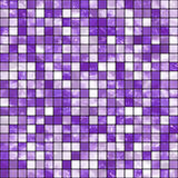 mozaik purpury royalty ilustracja