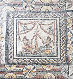 mozaika obraz royalty free