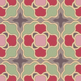 Mozaika abstrakcjonistyczny wzór Zdjęcie Royalty Free