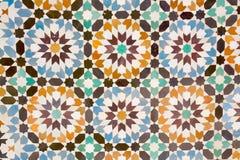 mozaika arabska Zdjęcia Stock