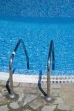 mozaika błękitny basen Zdjęcie Royalty Free