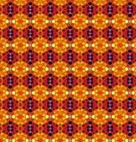 mozaika dekoracyjny wzór zdjęcia royalty free