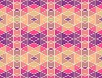 Mozaika geometryczny pattern_1 Zdjęcia Royalty Free