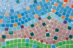 mozaika kolorowa zdjęcie stock