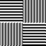 Mozaika kwadraty z embossed, kompensującym kreskowym podsadzkowym Repeatabl/ ilustracji