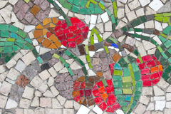 Mozaika marmur Fotografia Royalty Free
