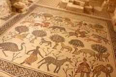 Mozaika, Nebo góra w Jordania Obraz Royalty Free