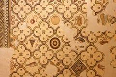 Mozaika, Nebo góra w Jordania Zdjęcia Royalty Free