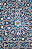 mozaika orientalna Obrazy Royalty Free