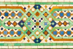 mozaika orientalna Zdjęcia Royalty Free