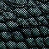 Mozaika węża skóra Obrazy Stock