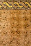 Mozaika w antycznym stylu. Obrazy Royalty Free
