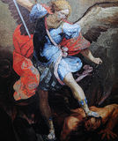 Mozaika w bazylice Świątobliwy Mark, Wenecja, Włochy Zdjęcie Stock