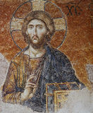 Mozaika w pałac normandczycy, Palermo, Sicily, Italy Fotografia Royalty Free