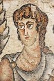 Mozaika w parku narodowym Zippori (Tsipori) Izrael Obrazy Royalty Free