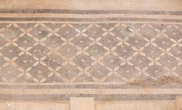 Mozaika w Tarasowych domach, Ephesus Antyczny miasto Obraz Stock