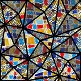 mozaika wzór bezszwowy Obraz Royalty Free