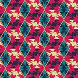 mozaika wzór bezszwowy geometryczny tło również zwrócić corel ilustracji wektora ilustracji