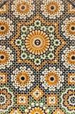 Mozaika wzory Obrazy Royalty Free