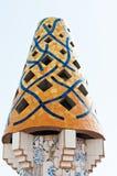 Mozaiki Antonio Gaudi obraz stock