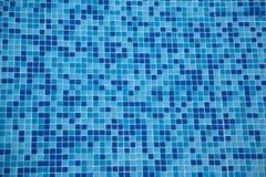 mozaiki basenu płytki obrazy royalty free