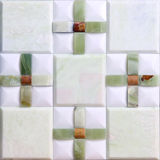 Mozaiki bezszwowa tekstura Obraz Royalty Free